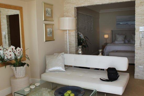 Atlantique Villa Camps Bay: The suite