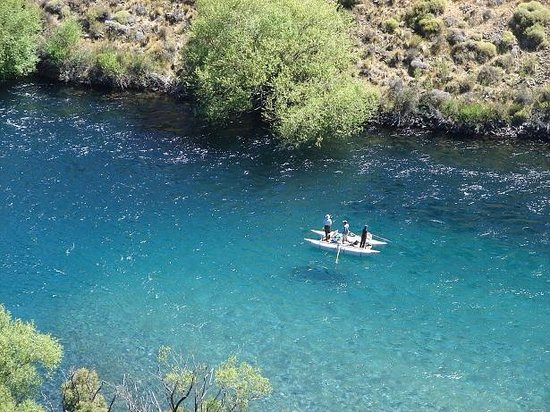 San Carlos de Bariloche, Argentina: Fly Fishing Trips, Trout fishing in Patagonia