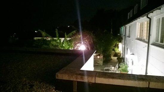 Hotel Tresanton : The hotel at night