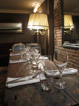 Brasserie Comptoir 44: Salle du fond