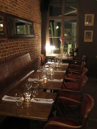Brasserie Comptoir 44: 1ere salle