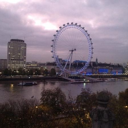 The Royal Horseguards: London Eye