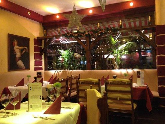 Steakhouse ASADOR: Inner look2