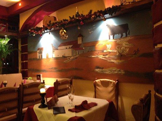 Steakhouse ASADOR: Inner look3