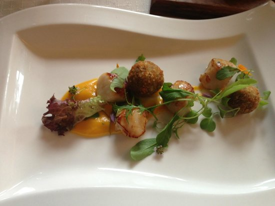 The Baytree: Scallops
