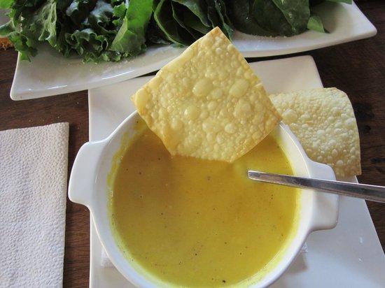 IFK Lodge: Yummy giant squash soup