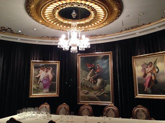 Legendale Hotel Beijing : Restaurant