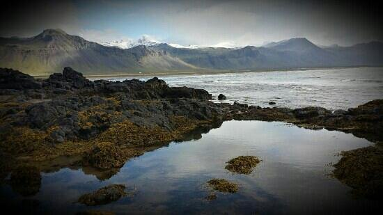 Budir, Iceland: the most beautiful scenery you will see in Iceland, combining sea, mountains, beaches and glacie