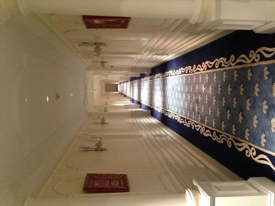 Legendale Hotel Beijing : Corridor
