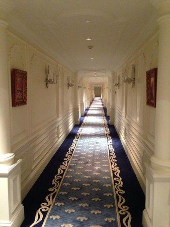 Legendale Hotel Beijing: Corridor