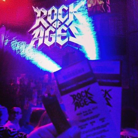 Rock of Ages : it rocks !