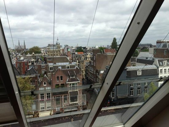Dikker & Thijs Hotel: Penthouse view
