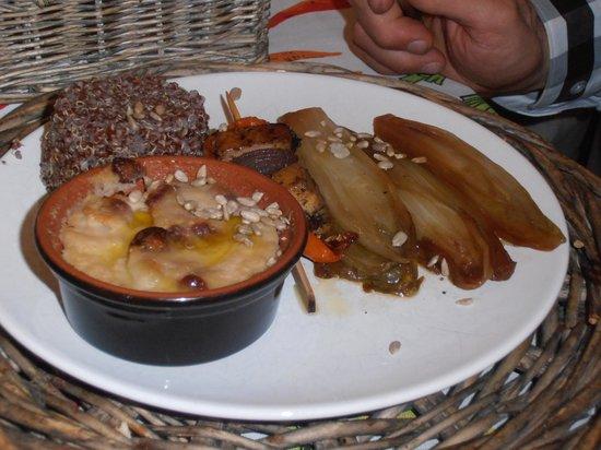 Carottes et Gingembre : Un repas sain et délicieux