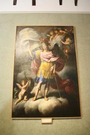 Palazzo Steri - Chiaramonte - Carcere dei penitenziati: Sala