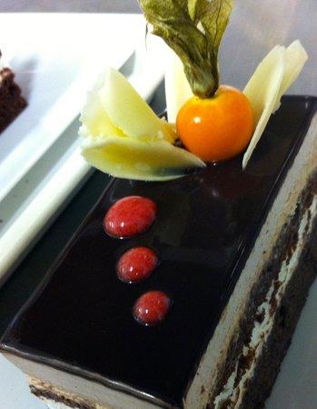 Riosol: Tarta chocolate