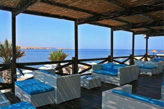 Dolmen Resort Hotel: Batubulan Lounge (part of Batubulan Grill)