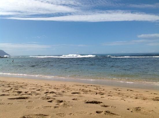考艾岛海滩度假村張圖片