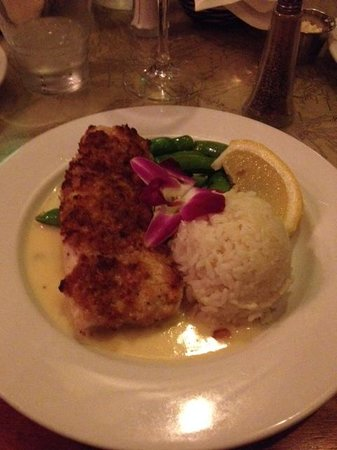 Santa Barbara FisHouse: dinner