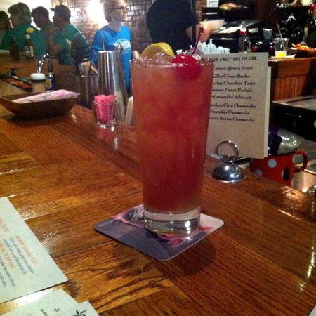 Ad Astra: Drink of the day