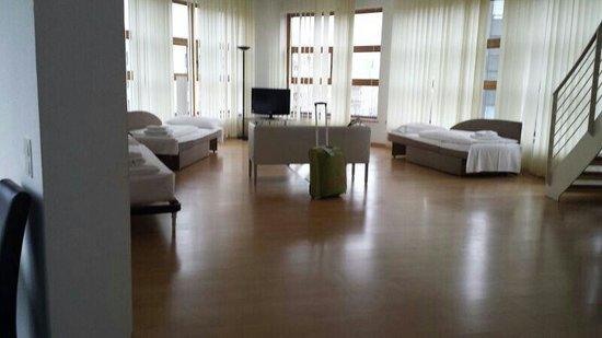 Novum Hotel City B Berlin Centrum: Piano terra della  camera (501)