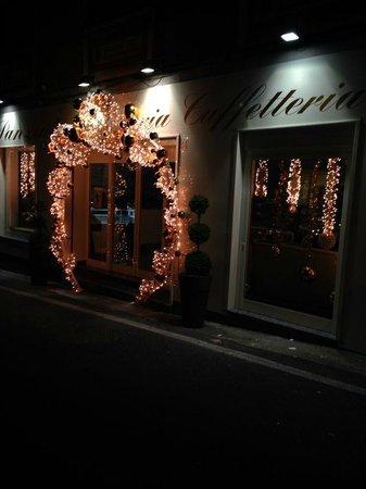 Panzini, pasticceria caffetteria: Natale