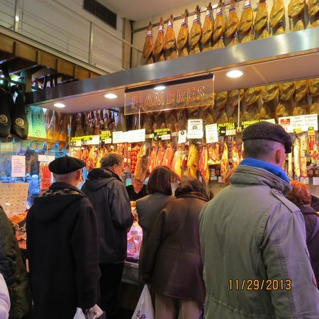 Yummy! - Picture of Devour Madrid Food Tours, Madrid ...