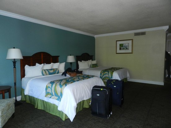 Best Western Key Ambassador Resort Inn: habitaciones