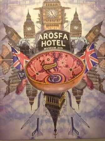 Arosfa Hotel