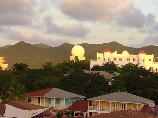 Sonesta Maho Beach Resort & Casino: View from room 663