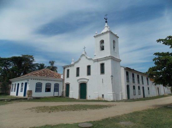 Igreja Nossa Senhora das Dores ( Capelinha) : Igreja Nossa Senhora das Dores Parati/RJ