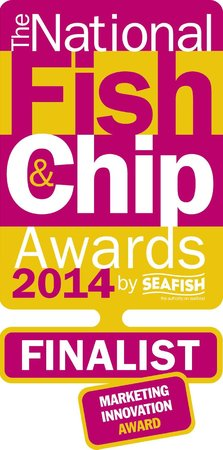 The Chippy: Marketing and Innovation finalist 2014