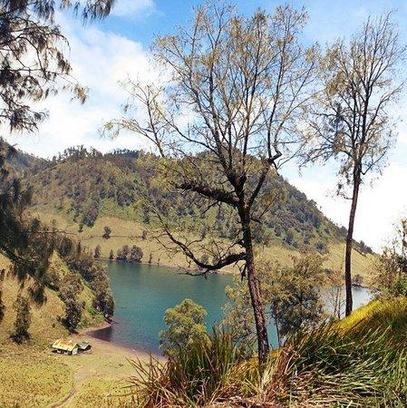 Lake Kumbolo: ranu kumbolo