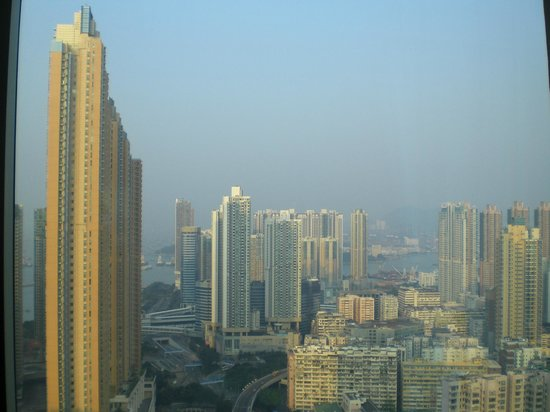 Cordis, Hong Kong: View from our room