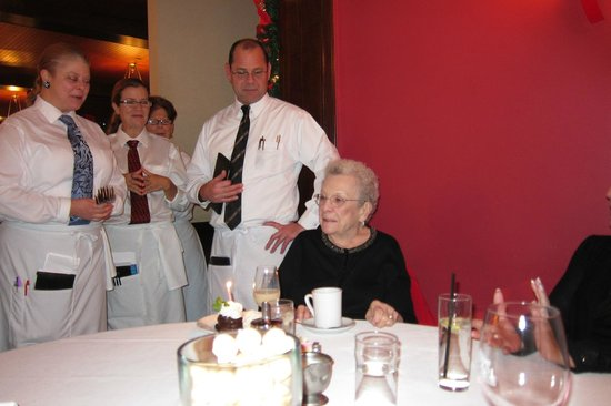 Dock's Oyster House: 90th Birthday at Dock's
