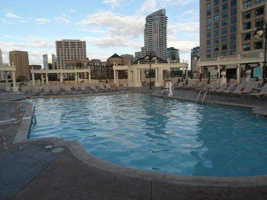 Manchester Grand Hyatt San Diego Room Service