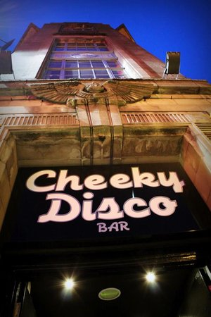 Cheeky Disco Bar