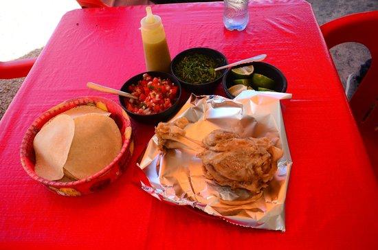 Carnitas el compadre al estilo michoacan