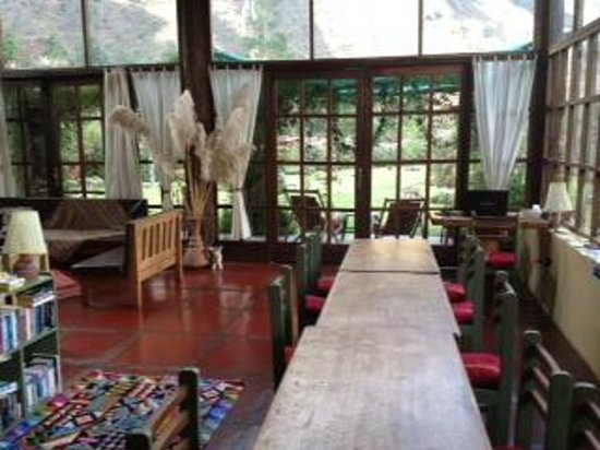 The Green House Peru: Comedor de The Green House
