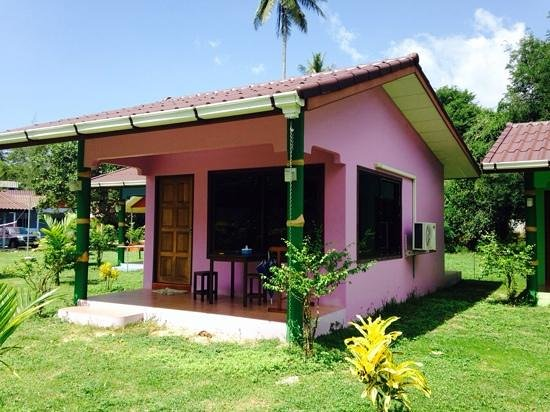 Mai Khao Beach Bungalows: one of the bungalows on their property