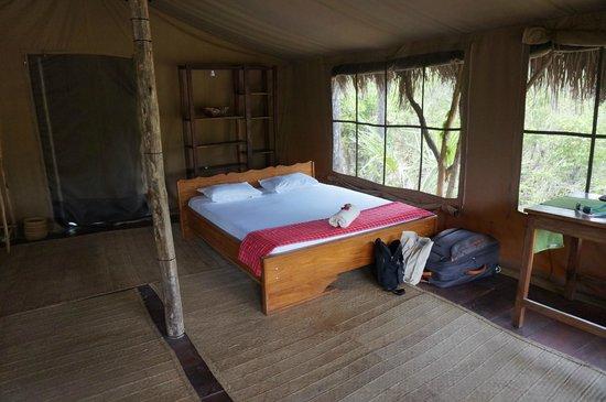 Selous Great Water Lodge: room