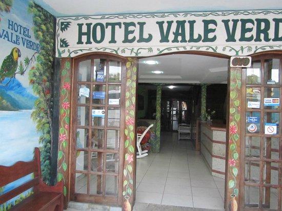 Hotel Vale Verde : Entrada
