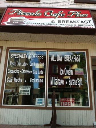 Piccolo Cafe Plus