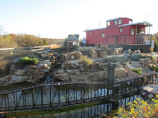 Overland Park Arboretum and Botanical Gardens: Train