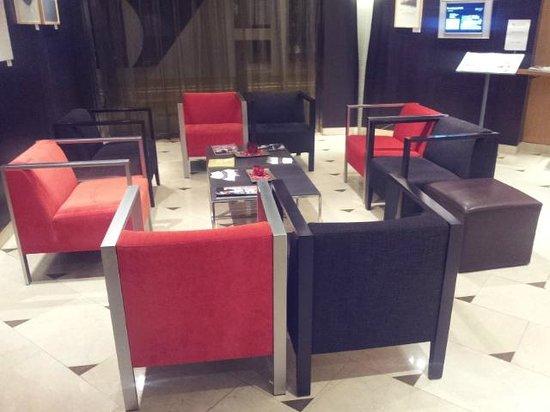 Eurostars Monumental : Nice lobby