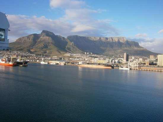 Southern Sun Waterfront Cape Town : Harbor Cape Town