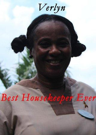 Hermitage Bay: Best Housekeeper
