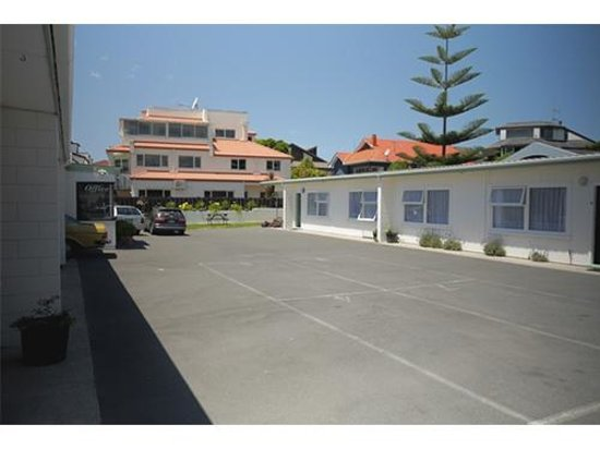 Westhaven Motel: Plenty of off street parking