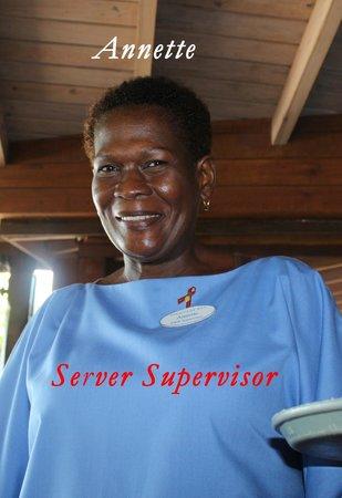 Hermitage Bay: Server