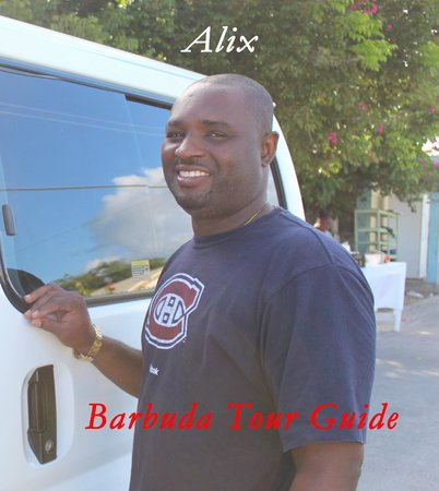 Hermitage Bay: Barbuda Tour Guide