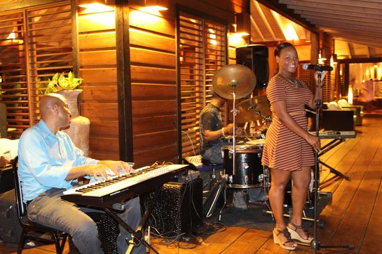Hermitage Bay: Singer